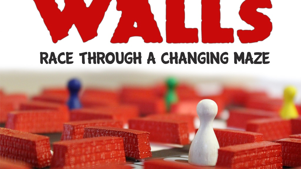 WALLS - Race Through a Changing Maze project video thumbnail
