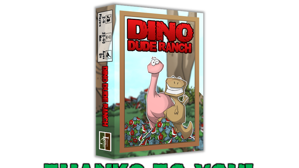 Dino Dude Ranch - A Prehistoric Adventure! project video thumbnail