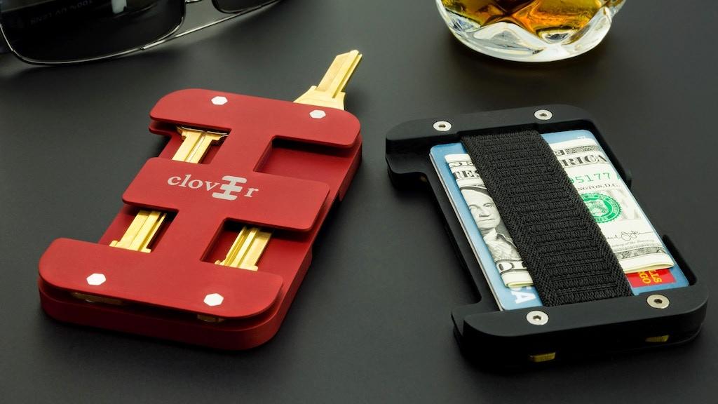 Clover Wallet Relaunch By Jasan Singh Kickstarter