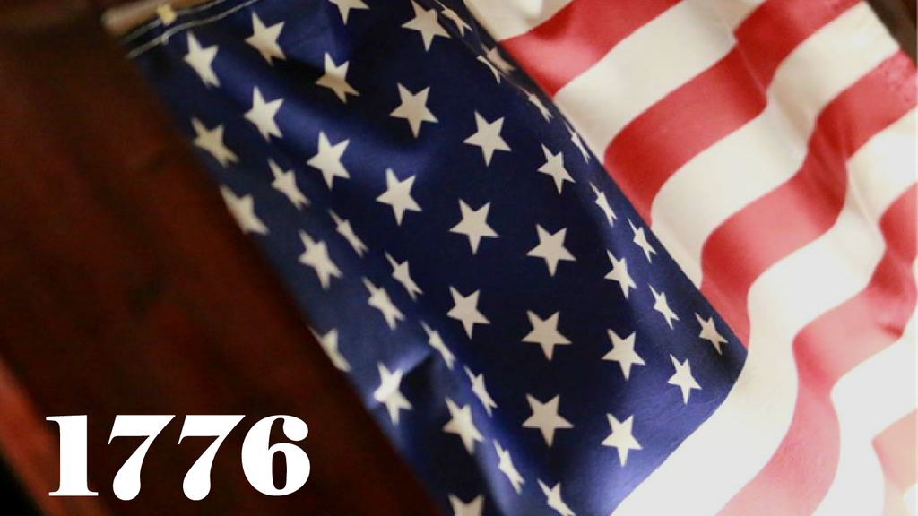 1776 Vision & The InMotion™ Frame: Give Freedom To The Flag project video thumbnail