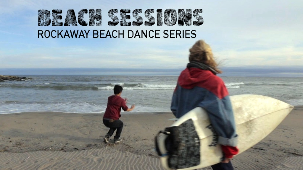 Beach Sessions - Rockaway Beach Dance Series project video thumbnail