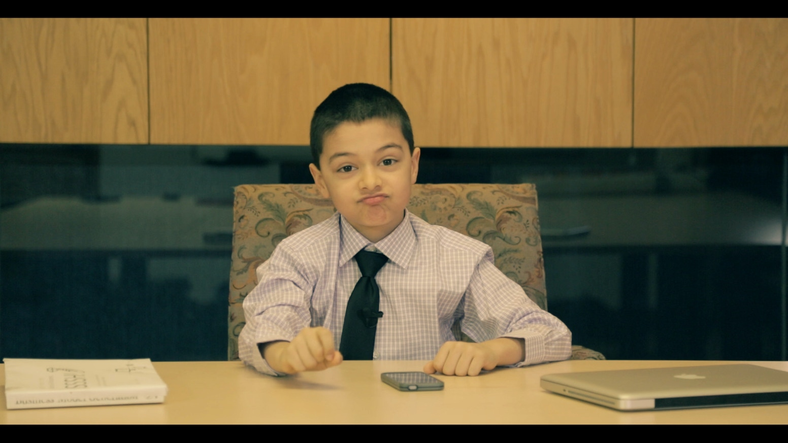 There's no shortcut to success, really? What if a 6 year old offers us a whole new POV on the Art of Business?