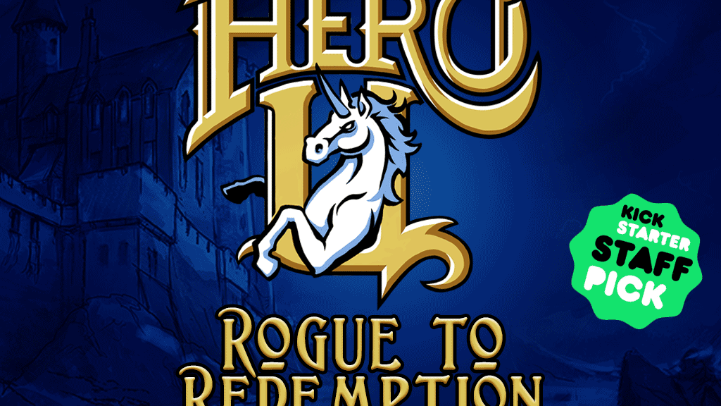 Hero-U Fantasy Adventure Role-Playing Game project video thumbnail