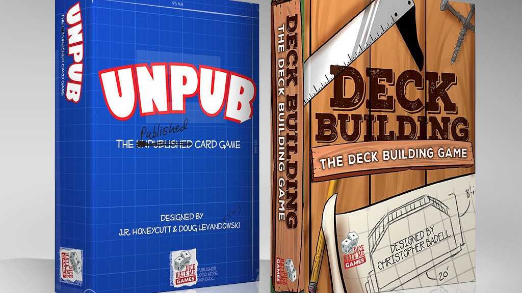 Meta Games for Small Pockets: Deck Building and Unpub project video thumbnail