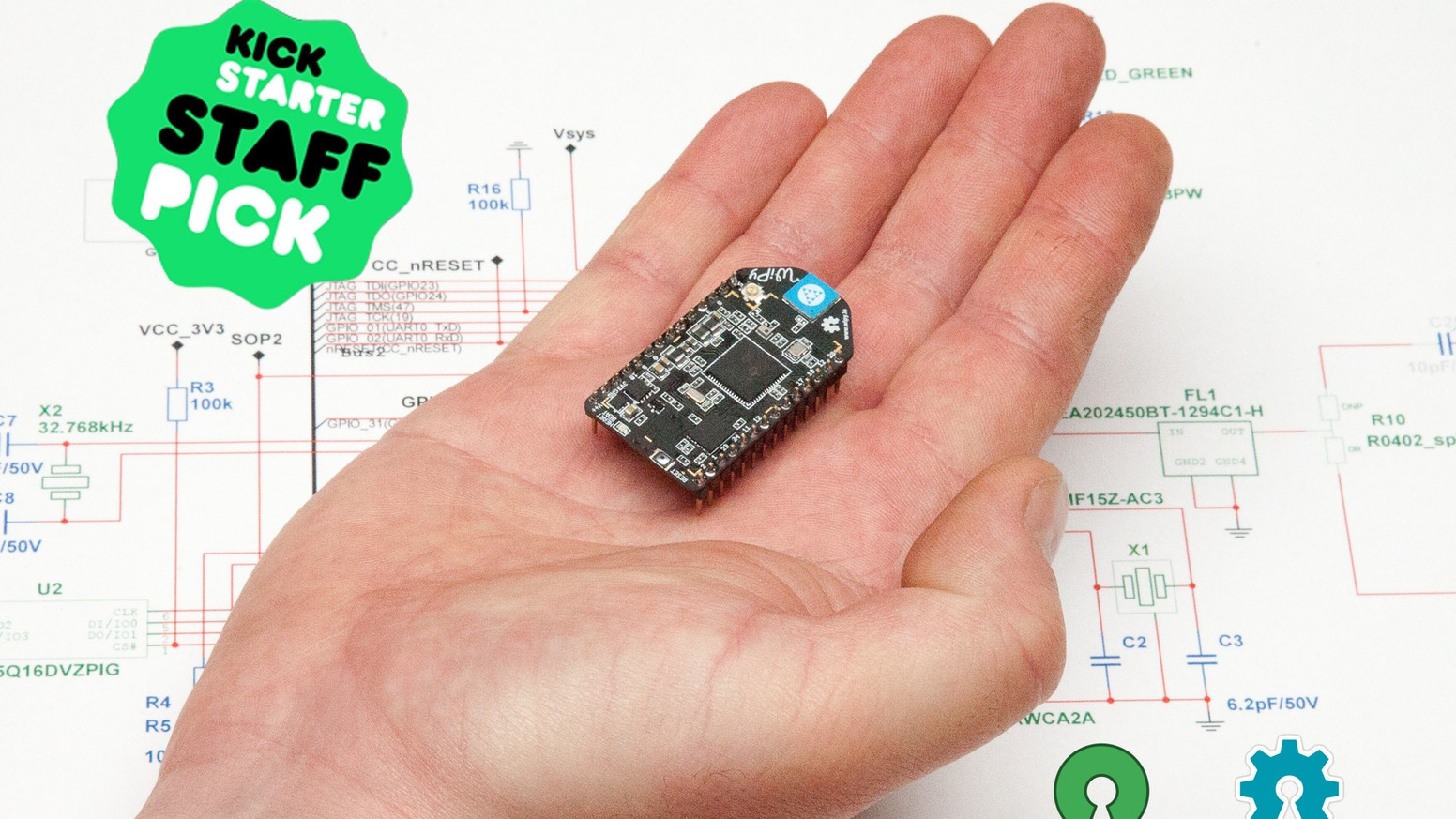 The IoT development platform that runs Python in real time, and features the perfect blend of power, friendliness and flexibility.