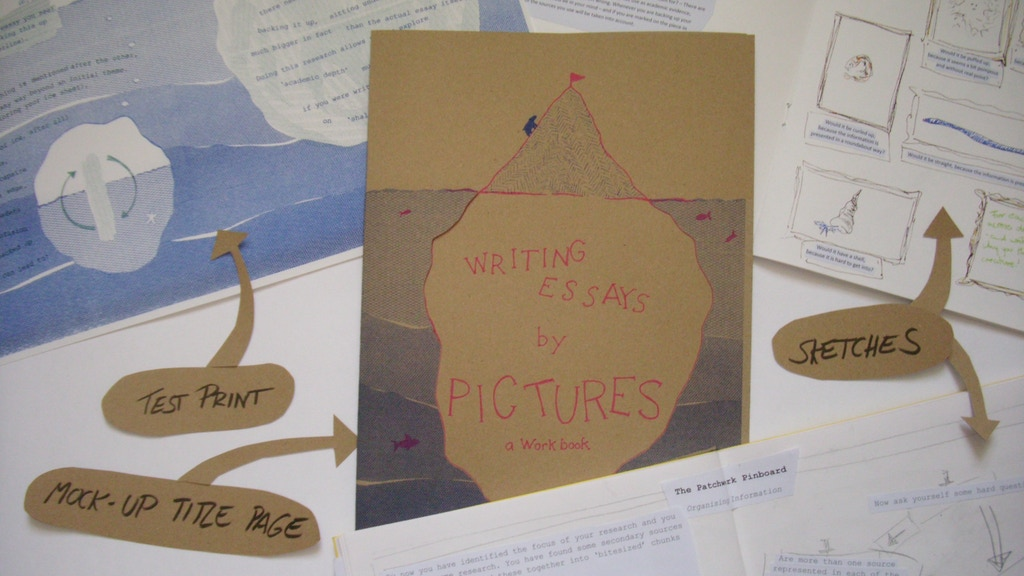 Writing Essays by Pictures project video thumbnail
