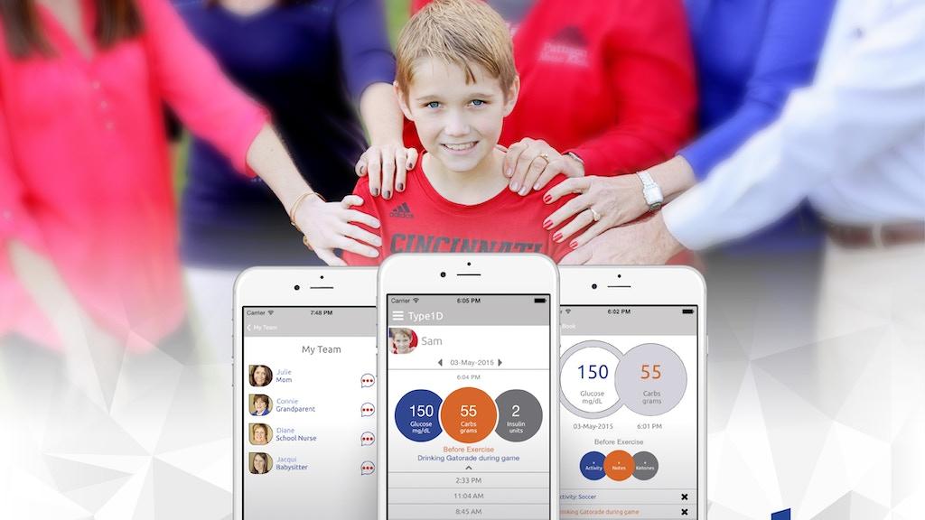 Type1D App for Diabetes Management project video thumbnail