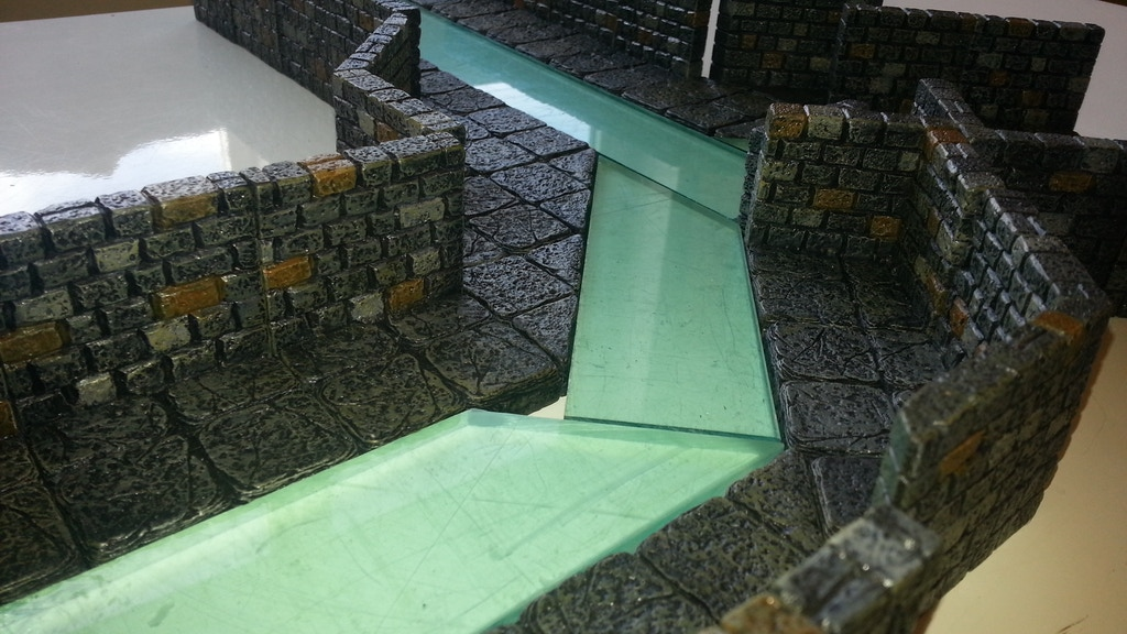 Project image for OPEN WATER & SEWER GAMING TILES