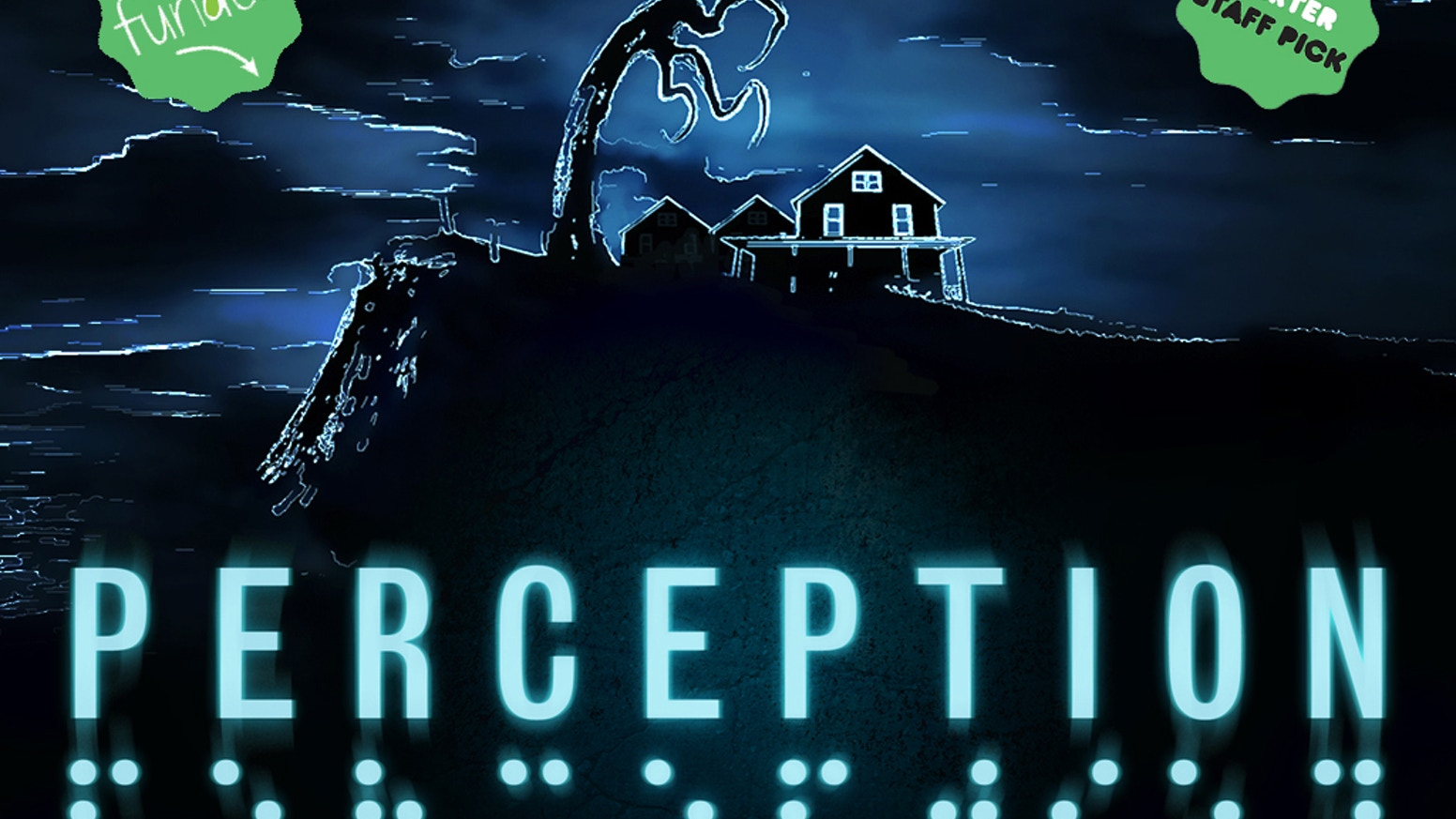A new narrative horror adventure where you play a young blind woman.  From developers of BioShock and Dead Space.