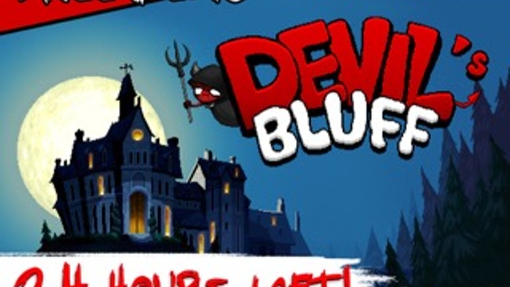 DEVIL'S BLUFF: A Retro-Themed 11 vs. 1 Online Murder-Mystery project video thumbnail