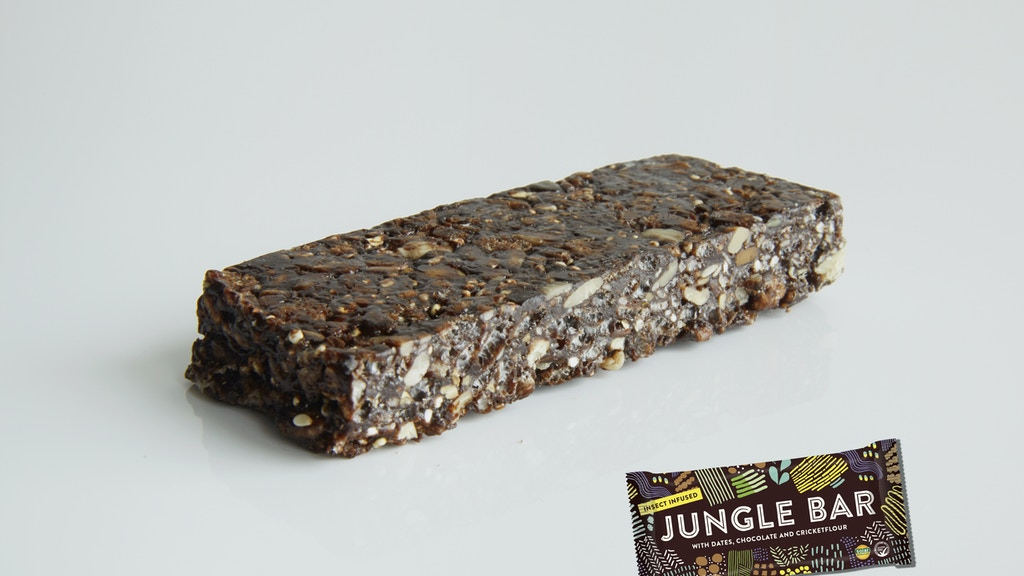 Jungle Bar: The Insect Powered Protein Bar project video thumbnail