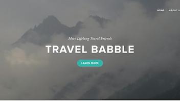 Travel Babble - a Revolutionary New Social/Travel Platform!