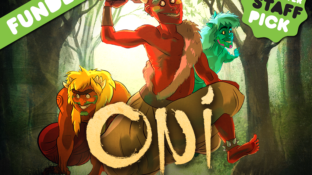 Oni - A card game of memory, deception & chaos in Old Japan project video thumbnail