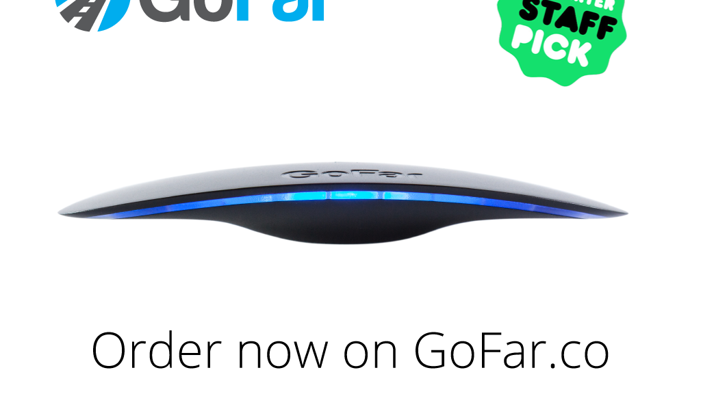 GoFar: The First Gadget That Improves Your Driving project video thumbnail