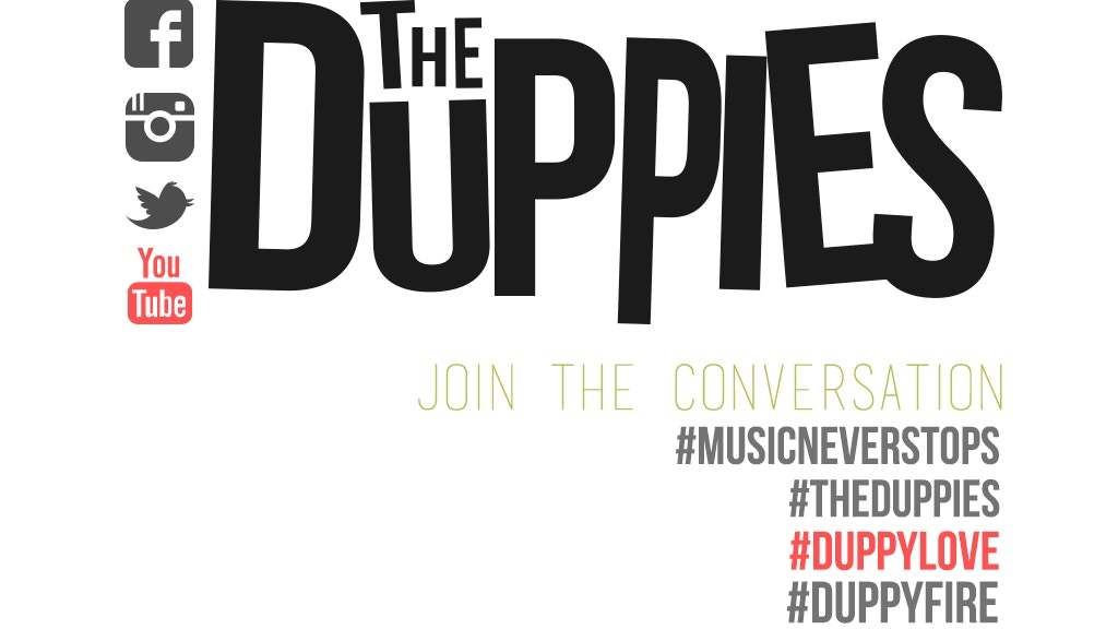 The Duppies, Broken Organ CD project video thumbnail