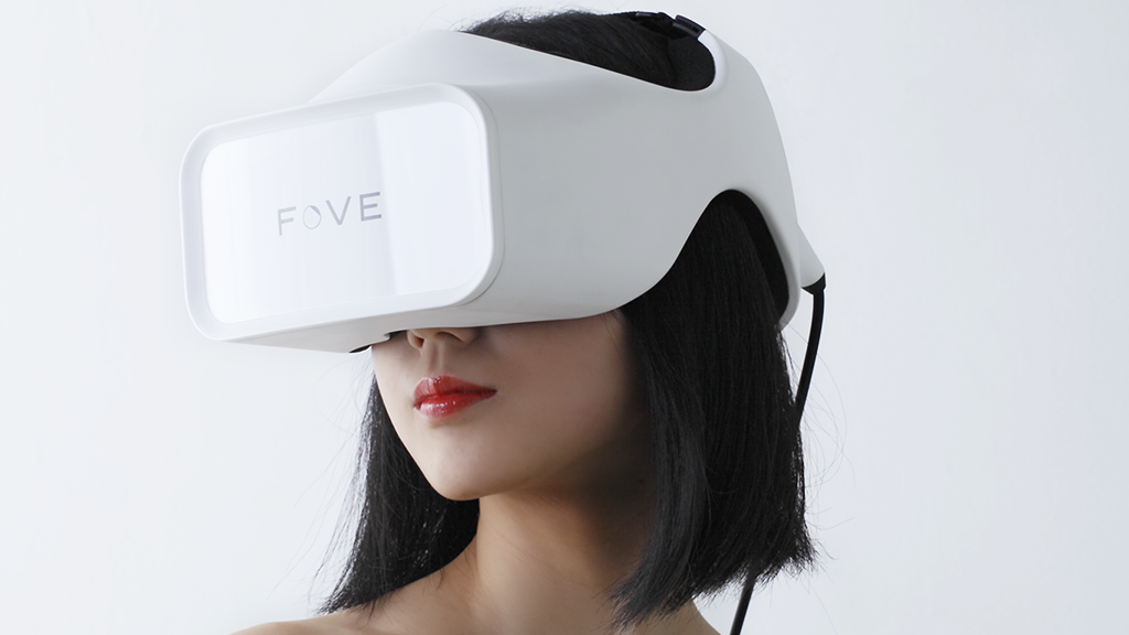 FOVE: The World's First Eye Tracking Virtual Reality Headset project video thumbnail