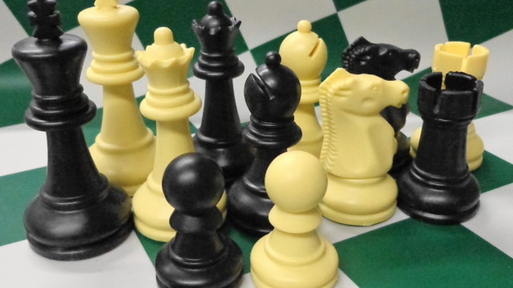 Project image for Ultimate Chess Set - Triple weighted