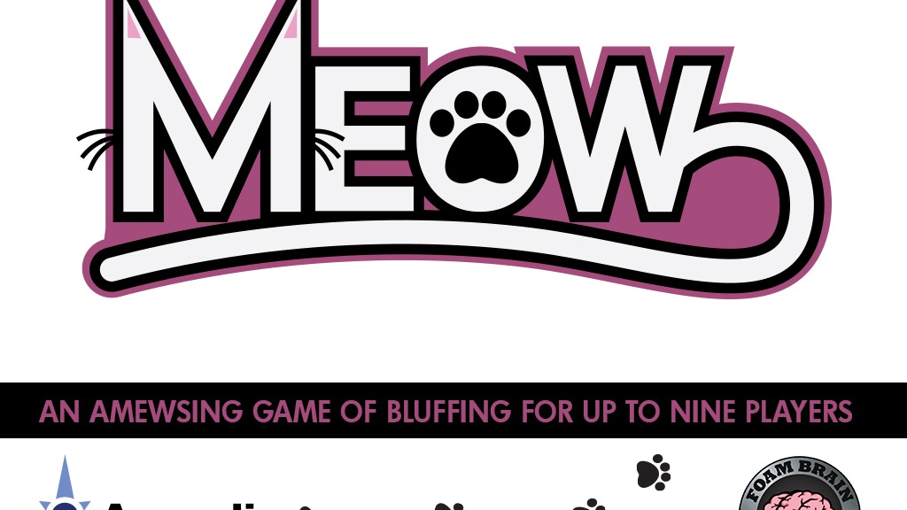 Meow project video thumbnail