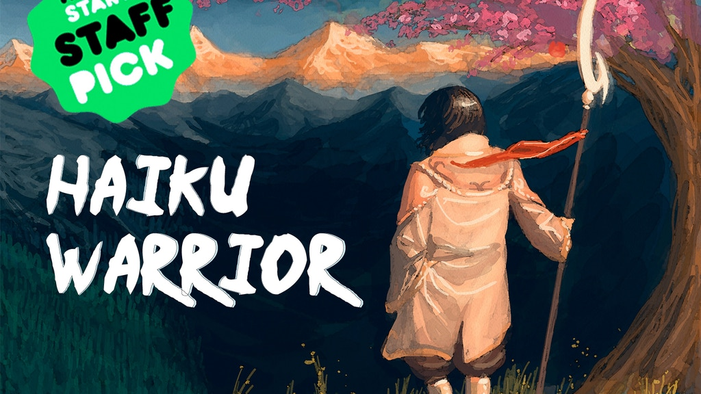 Haiku Warrior project video thumbnail