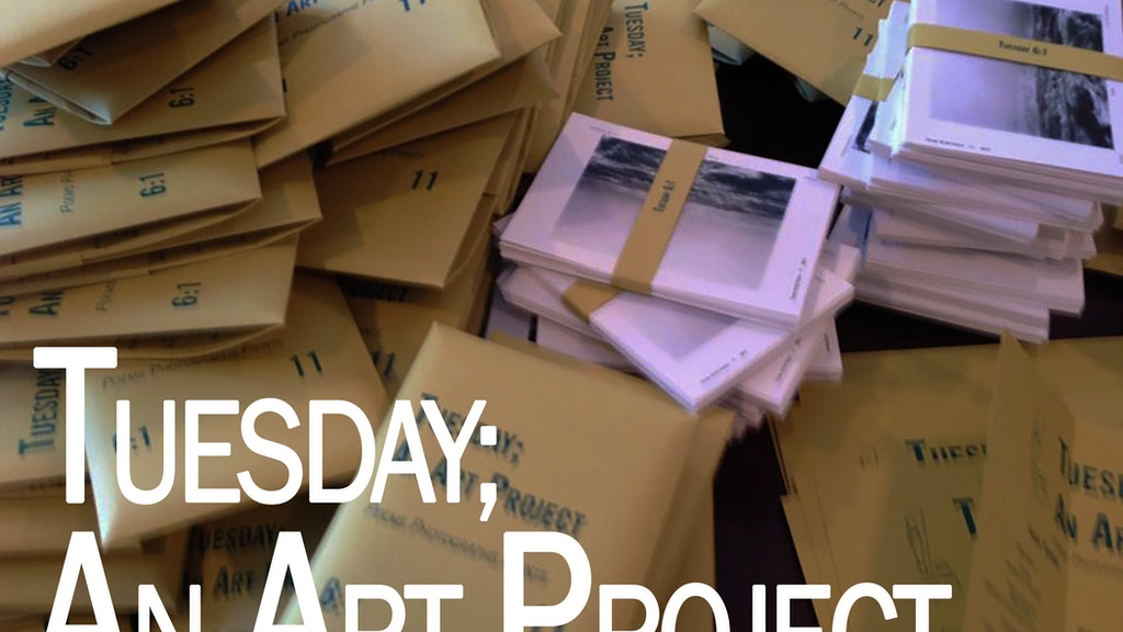 Tuesday; An Art Project project video thumbnail