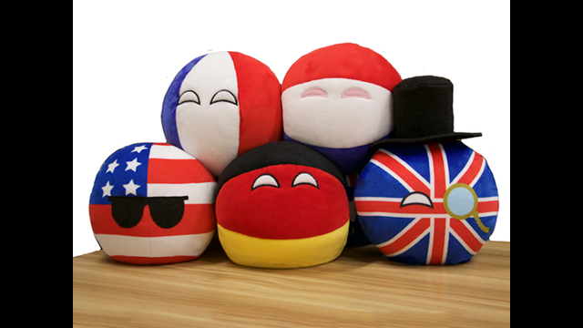 new countryball plushies ive - photo #17