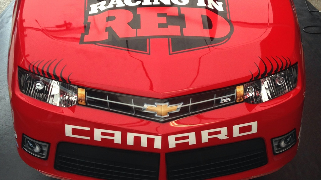 RACING IN RED project video thumbnail