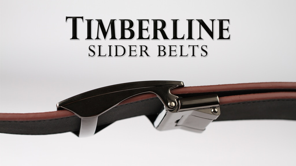 Timberline Slider Belts project video thumbnail