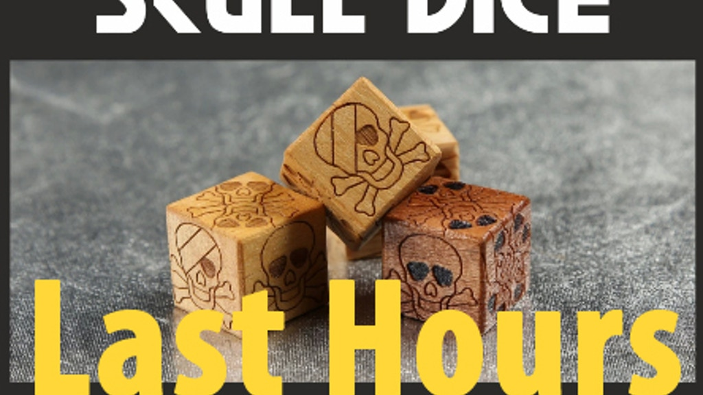 MUERTOS - Day of the Dead SKULL DICE project video thumbnail