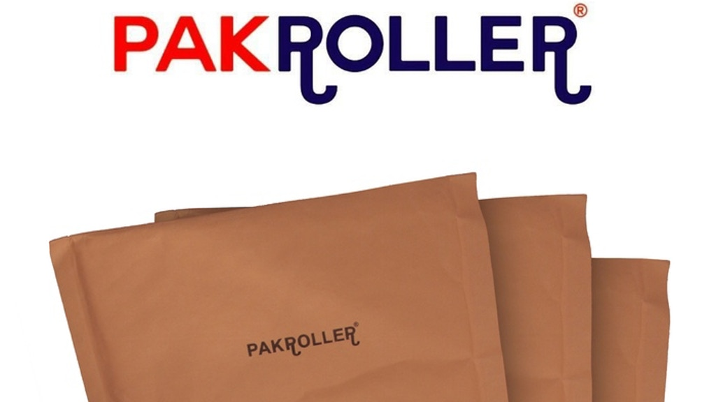 PakRoller: BIGGEST advancement in shipping project video thumbnail