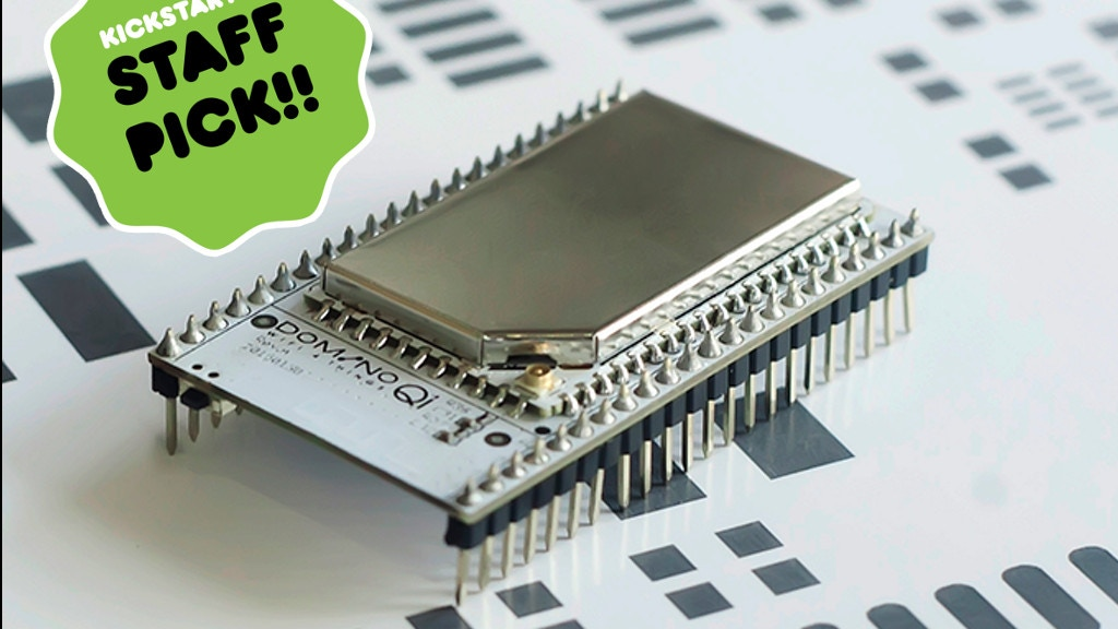 Domino IO - An Open Hardware WiFi Platform for Things project video thumbnail