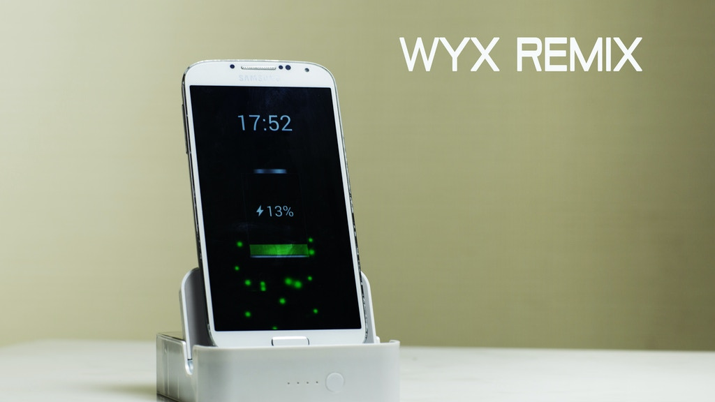 Remix - The best Samsung phone dock with great sound project video thumbnail