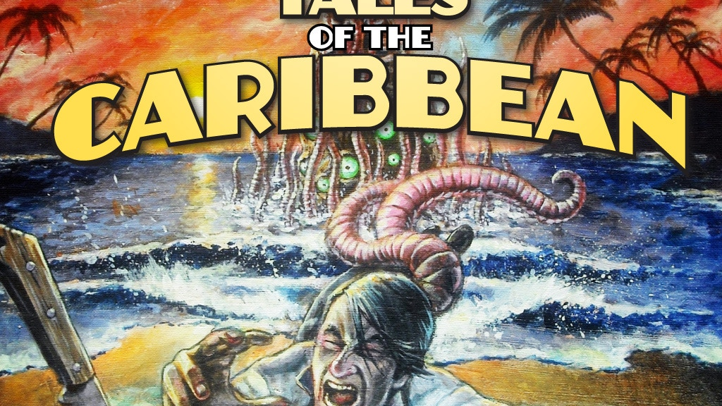 Tales of the Caribbean project video thumbnail