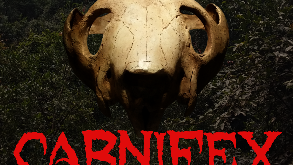 Carnifex, an Australian horror novel project video thumbnail
