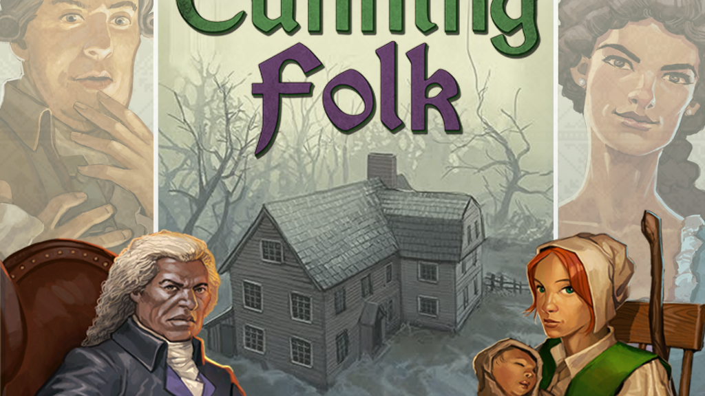 Cunning Folk - A Witch Hunting Game by Jay Treat project video thumbnail
