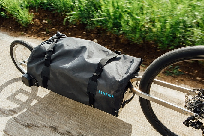 High performance Bike Trailer