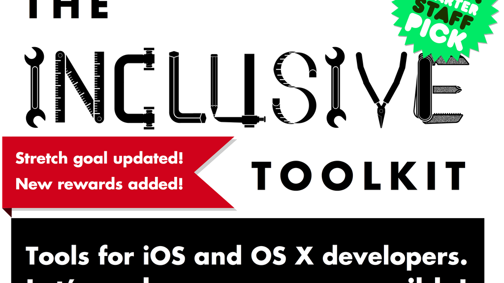 Inclusive Toolkit: tools for iOS & OS X app accessibility project video thumbnail