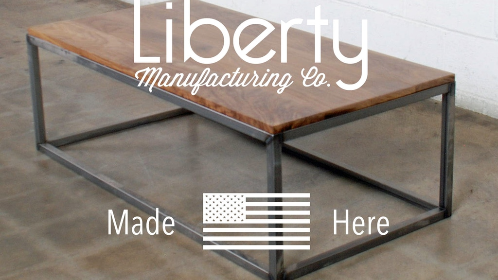 Industrial Tables - Manufactured in Los Angeles project video thumbnail