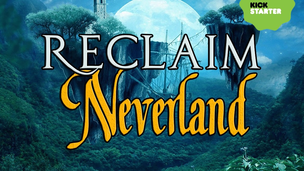 Reclaim Neverland: Deckbuilding Strategy Card Game project video thumbnail