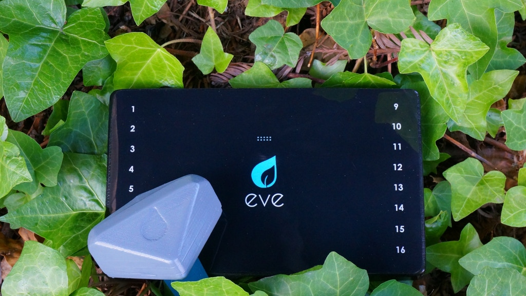 Eve - Smart Irrigation Controller & Moisture Sensors project video thumbnail