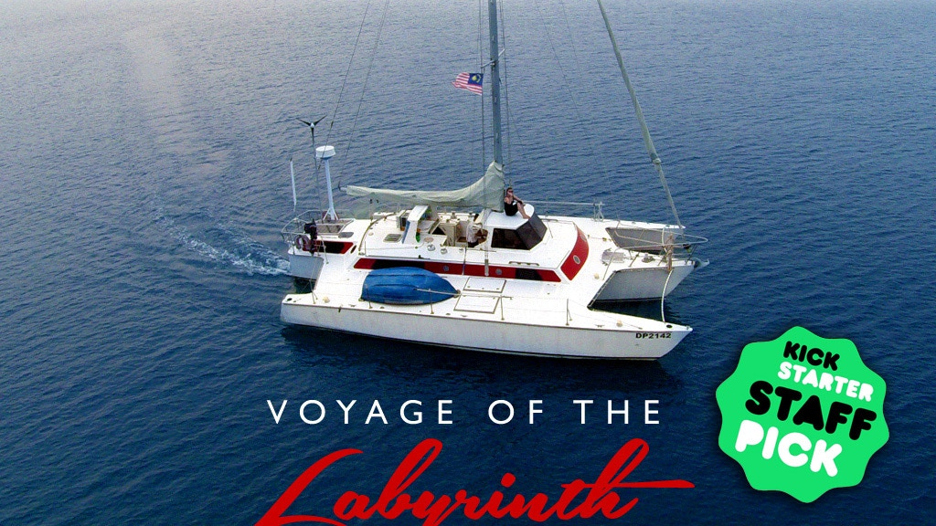 Voyage of the Labyrinth Documentary Series project video thumbnail