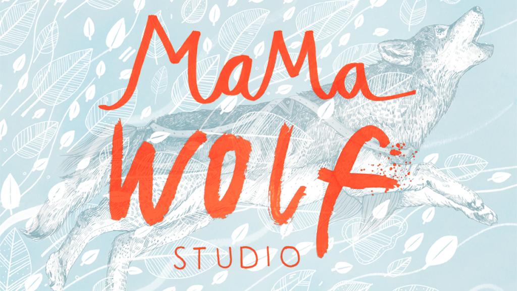 Help Open Studio Mama Wolf! project video thumbnail