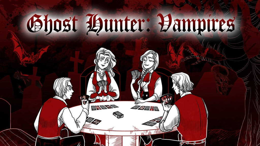 Ghost Hunter 'Vampires' project video thumbnail