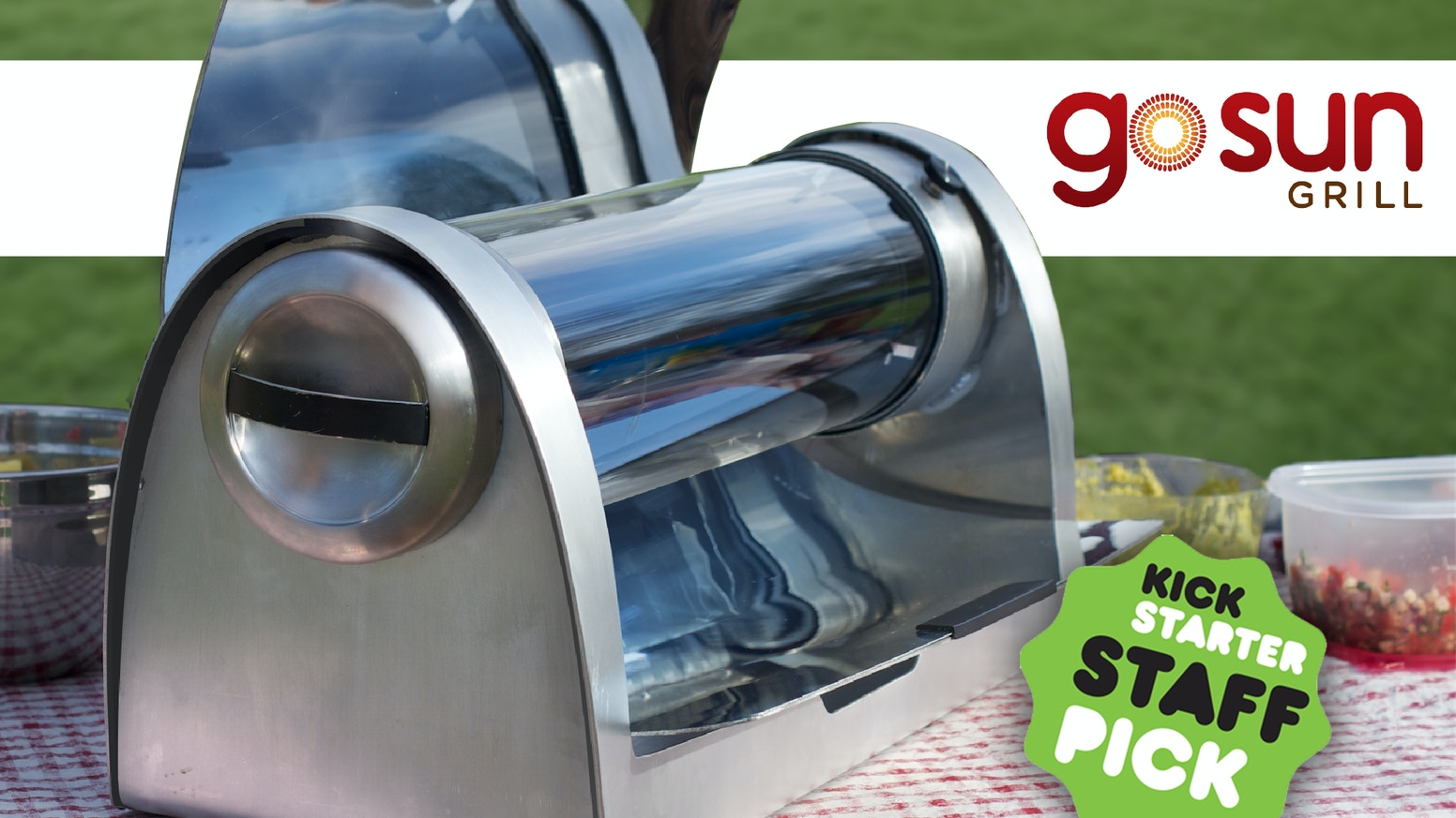 Gosun Grill A Breakthrough Solar Oven That Cooks At Night By Fusion 700 Marine Stereo Wiring Diagram Patrick Sherwin Kickstarter