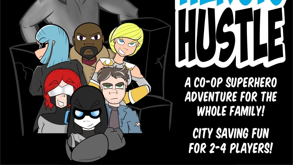 Heroic Hustle project video thumbnail