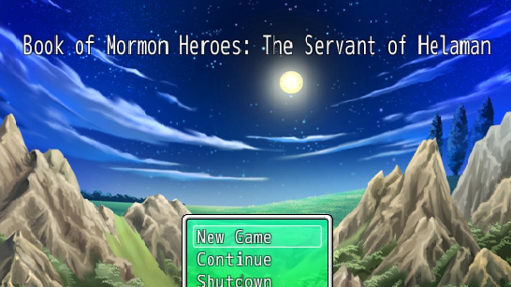 Book of Mormon Heroes: The Servant of Helaman (LDS Game) project video thumbnail