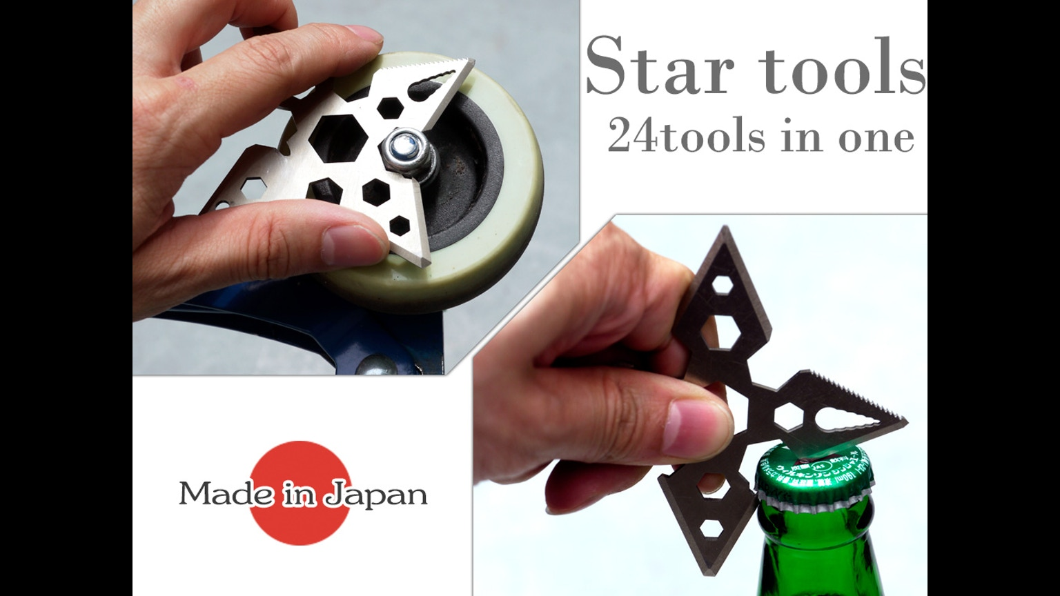 star tools 24tools in one by frentrep kickstarter. Black Bedroom Furniture Sets. Home Design Ideas