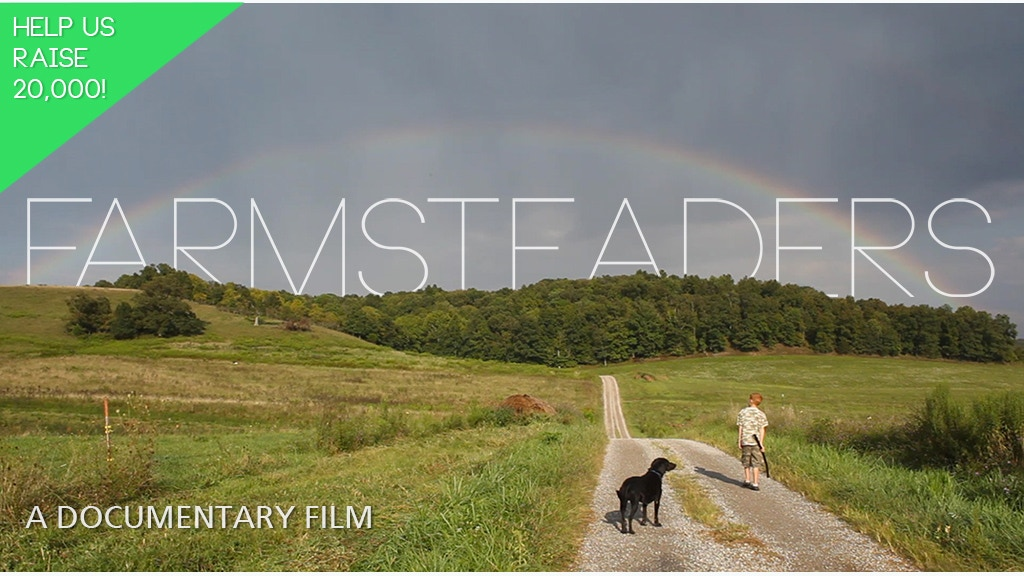FARMSTEADERS project video thumbnail