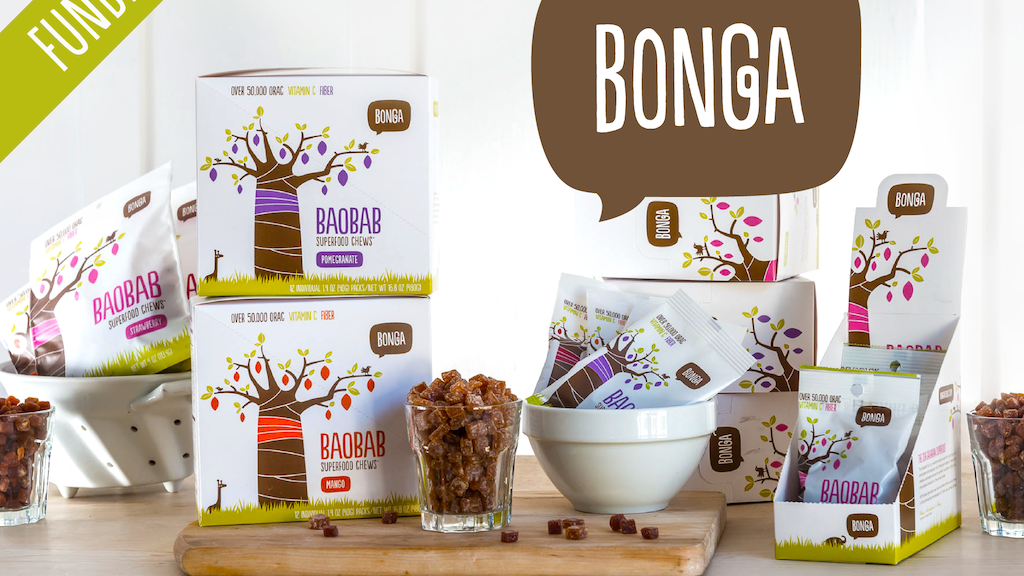 Bonga Foods: The Ultimate Superfoods Right in your Palm project video thumbnail