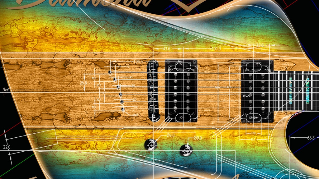 Diamond Guitars - as Beautiful as the Music they Create project video thumbnail