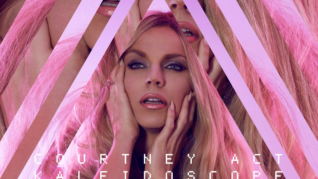 Courtney Act - Kaleidoscope EP project video thumbnail